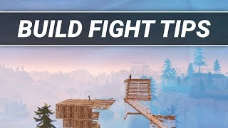 Fortnite: Build Fight Tips (Advanced Tips)