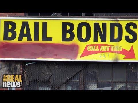 Sanders' Plan to Eliminate Bail Could Hit Corporate Roadblock