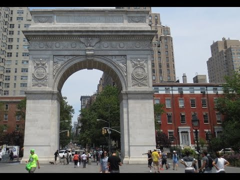 I Love New York City - Washington Square Park