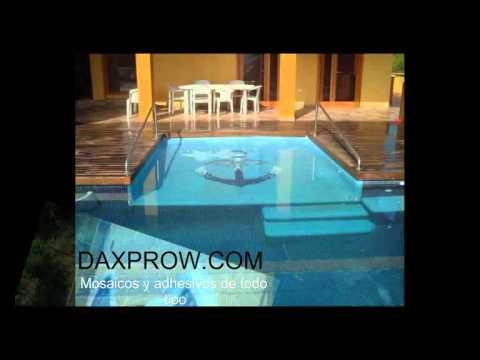 Piscinas con encanto e innovador diseno daxprow youtube for Piscinas pequenas con encanto