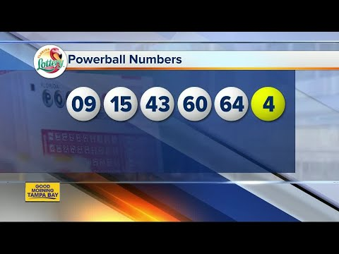 Winning Powerball Numbers For Aug. 16, 2017