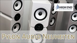 High End 2017: Pylon Audio Neuheiten