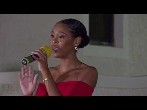 2019 ECCB Campus Lighting Ceremony - Christianne Skerritt