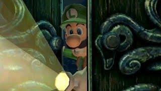 Luigi's Mansion 3DS: Walkthrough Part 1 - Area 1