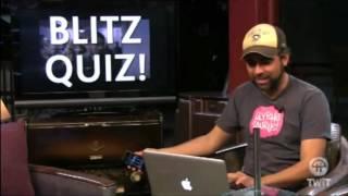 Steve McTilloturlerl Plays Blitz Quiz