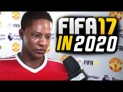 FIFA 17 But It's In 2020