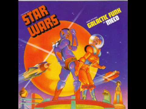 Star Wars Theme - Disco version