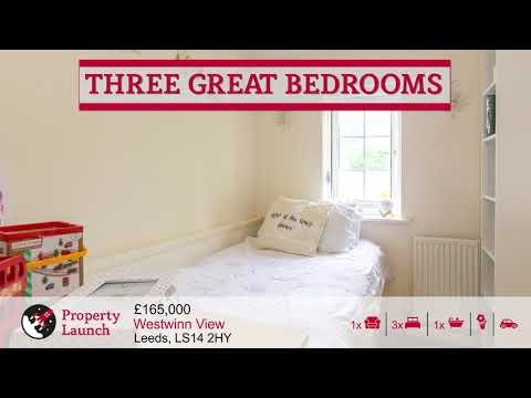 Leeds Property Launch: 24 Westwinn View  Saturday June 23rd  Preston Baker