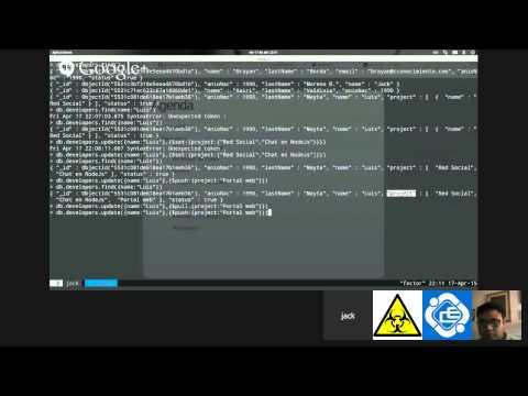 MONGODB - Full stack javascript