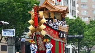 祇園祭 後祭り 山鉾巡行の「大船鉾 (おおふねほこ)」 thumbnail