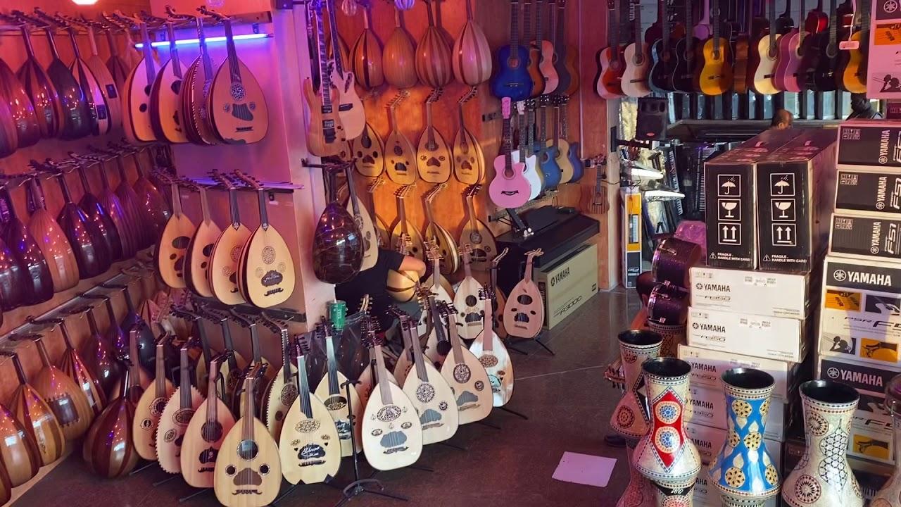 محل ياماها لبيع آلات الموسيقية لطلب 0530895136 Youtube