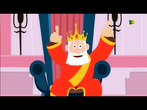 Rei velho Cole | Canção do Natal | Preschool Song For Kids | Old King Cole