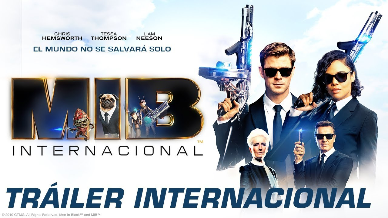 Ver Hombres de negro: MIB Internacional  /Men in Black 2019 Online