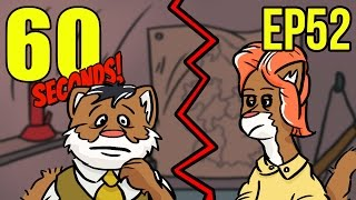 60 Seconds - DIVORCE - Ep. 52 ★ Let's Play 60 Seconds! (Tsar Bomba)