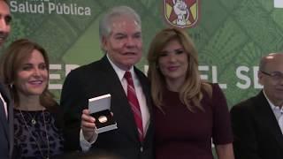 Entrega Gobernadora Premio Nacional de Antigüedad de Servicio 2017