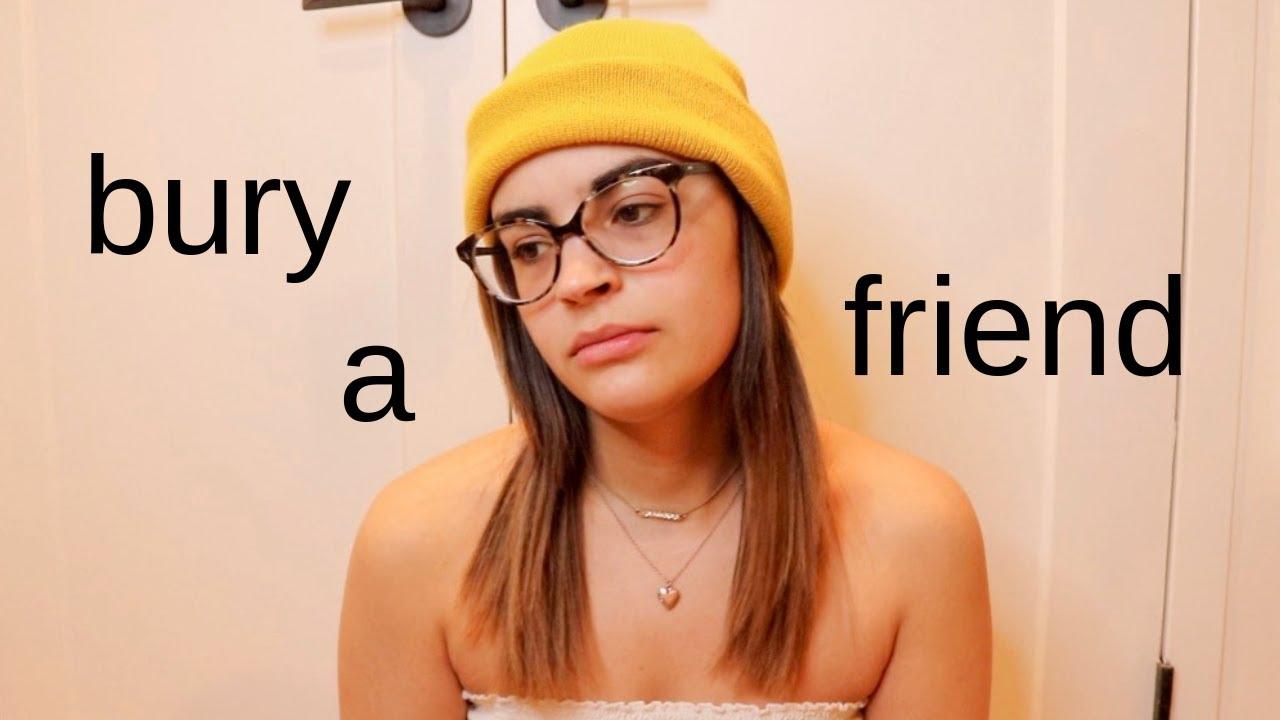 Bury a friend - billie eilish (cover) image