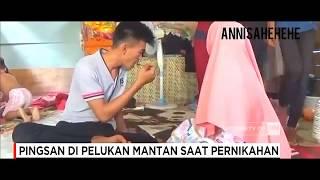 Download Video KLARIFIKASI MEMPELAI PRIA PINGSAN DI PELUKAN MANTAN MP3 3GP MP4