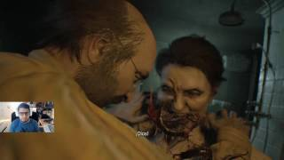 ¿Cómo se infectaron los Bakers? RE 7 Banned Footage DAUGHTERS