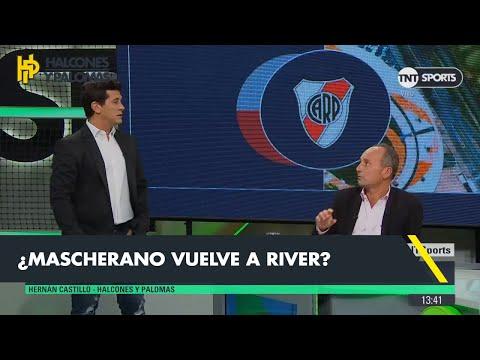 """Hernán Castillo: """"Mascherano y River vuelven a coquetear"""""""
