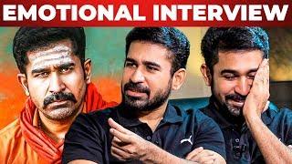 எனக்கு எதுவுமே தெரியாது  - Vijay Antony Emotional Interview | Thimiru Pudichavan | RS 66