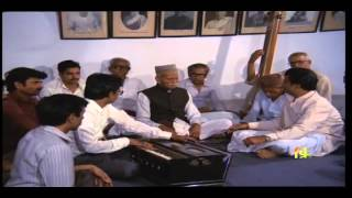 The Legendary, Hindustani Classical Musician, Pt. Krishnarao Shankar Pandit