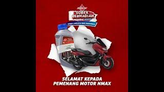 Testimoni Pemenang Motor N-Max Sobek Berhadiah Asal Bandung