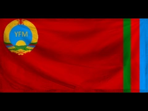 State Anthem of the Democratic Republic of Yekateria, Farlandia and Malensia