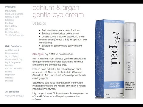 Echium & Argan Gentle Eye Cream by Pai #8