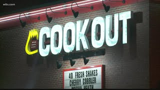 Cayce community members talk with officials about potential Cookout