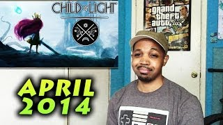 APRIL 2014 Video Game Releases *Interesting Indies & Strange Games Q2