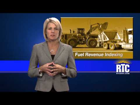 Fuel Revenue Indexing