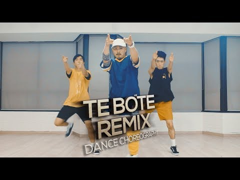 Te Bote Remix Dance (Live Sound) : BoogTom Choreography