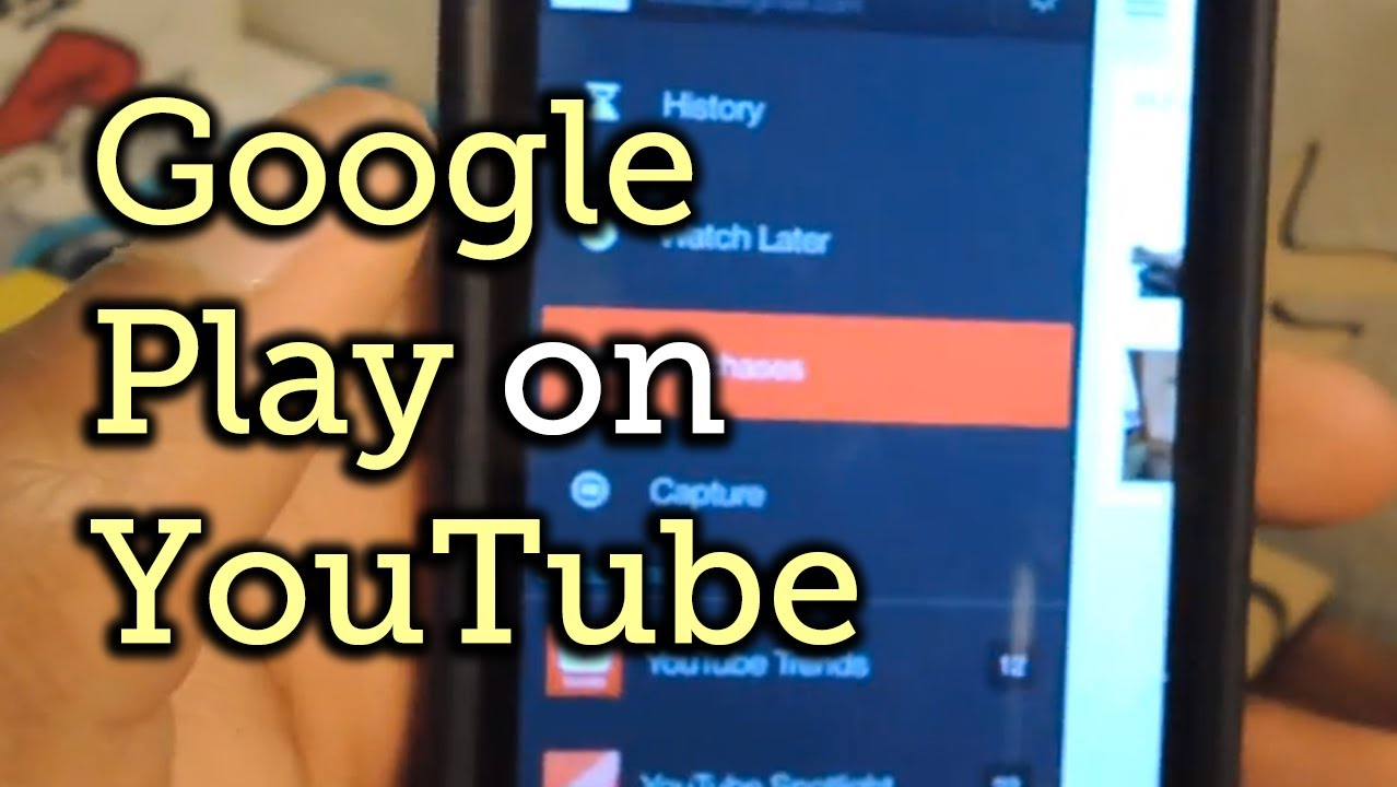 how to get youtube on tv from iphone