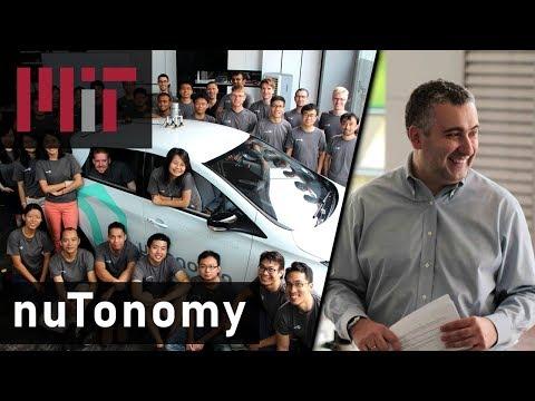 MIT Self-Driving Cars: Emilio Frazzoli, CTO, nuTonomy
