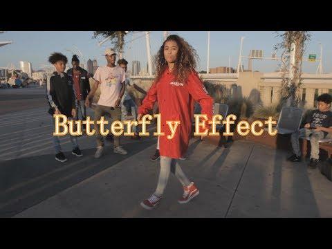 Travis Scott  Butterfly Effect Dance  shot  @Jmoney1041