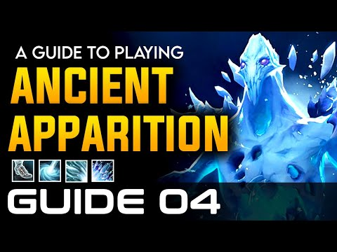 Guide to playing support Ancient Apparition - Dota 2 Guide #04
