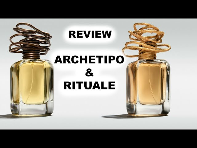 RITUALE + ARCHETIPO NEW PERFUMES by  MENDITTOROSA | Tommelise