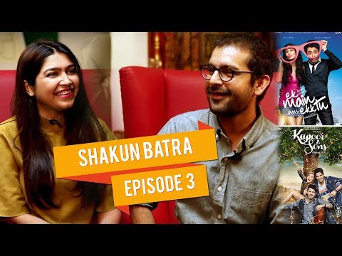 Amazing Conversation with Kapoor and Sons director Shakun Batra| Talk Shop | Episode 03