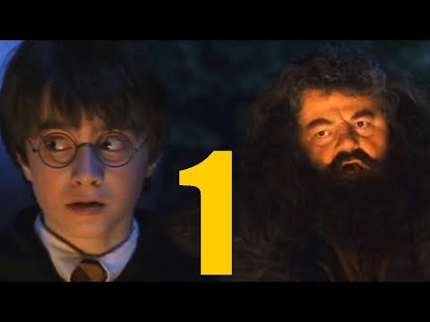 Harry Potter - Vánoční stromeček (parodie - PART 1/2)