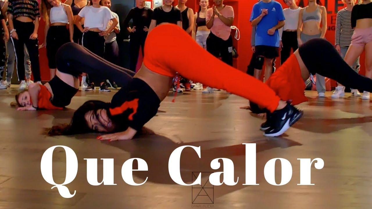 Que Calor  Major Lazer Ft J Balvin u0026 El Alfa  Dana Alexa Choreography