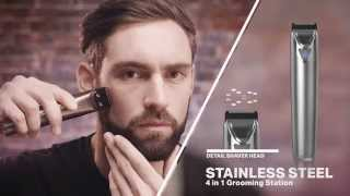 Video Wahl Stainless Steel 4 in 1 Grooming Station download MP3, 3GP, MP4, WEBM, AVI, FLV Mei 2018