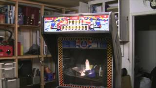 Building A Mame Cabinet Ep2: Restoring An Old Cabinet Over Building One