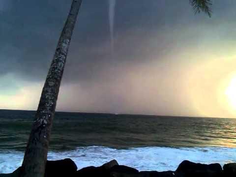 Sign of Tsunami