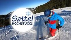 Ski fahren im Sattel Hochstuckli | Ep. 2018 | GoPro hero 6 | 2.7k