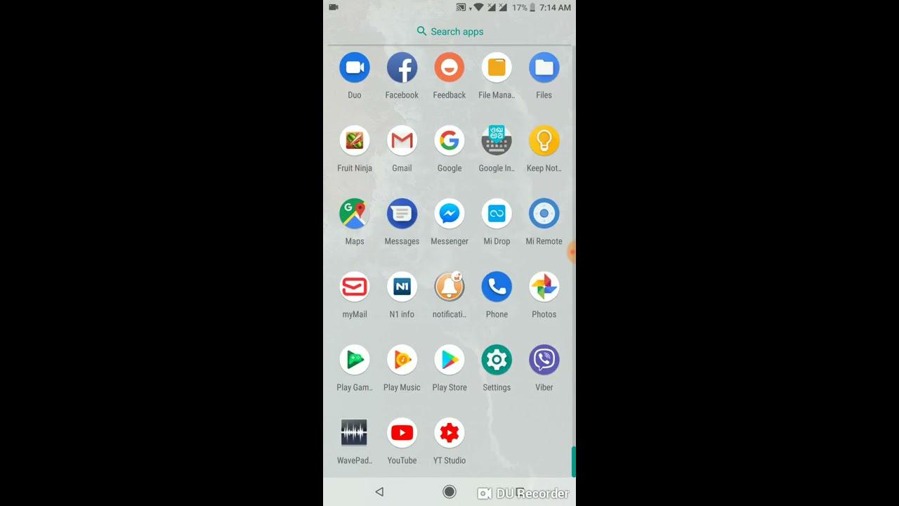 Xiaomi mi a2 no sms notification sound