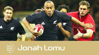 Jonah Lomu In 1997 On His Journey To Becoming An All Black! | Trans World Sport