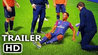 Ps4 - fifa 18 the journey new trailer