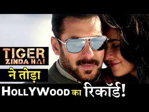Tiger Zinda Hai Trailer Beats Hollywood's Records!