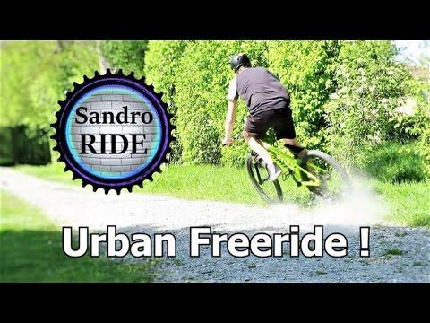 "Urban Freeride - MTB 26"" | Sandro Ride"