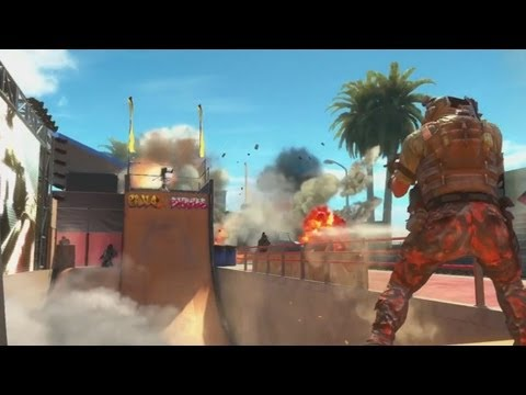 Black Ops 2 - Revolution DLC Map Pack Gameplay - Official CoD: Black Ops 2 Video